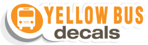 Yellow Bus Decals
