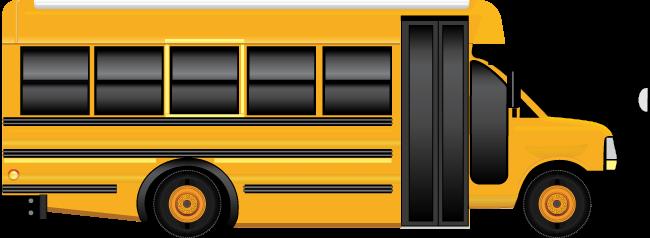 Installing School Bus Decals for Beltline lettering